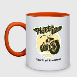 "Harley Davidson ""Spirit of freedom"""