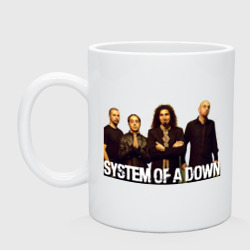 Кружка 'System Of A Down (2)'