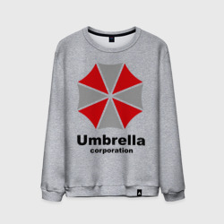 Мужской свитшот хлопок 'Umbrella corporation'