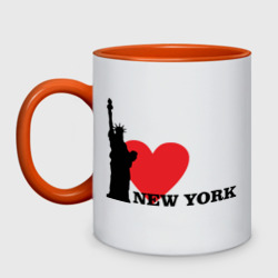 I love New York (NY Freedom)