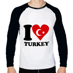 Купить I love turkey