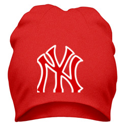 Шапка NY Yankees red (3)