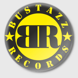 Значок 'Bustazz Records Lable (2)'