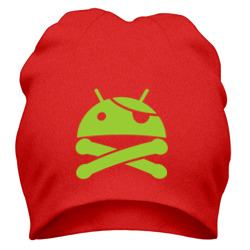 Шапка 'Android super user'