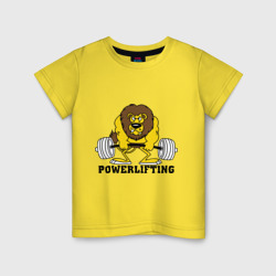 Лев Powerlifting