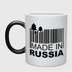 Made in Russia штрихкод