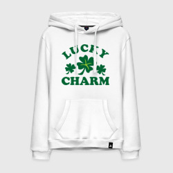 Lucky charm - клевер