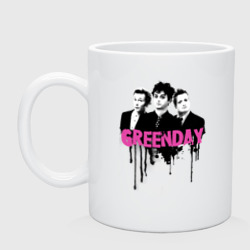 Кружка 'The Green Day'