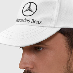 Бейсболка 'Logo Mercedes-Benz'