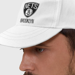 Бейсболка Nets Brooklyn
