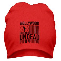 Шапка 'Hollywood Undead flag'