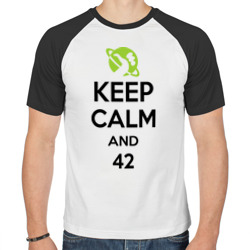 Keep calm and 42