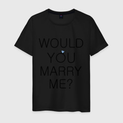 Would you marry me