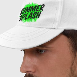 Бейсболка Summer splash