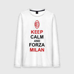 keep calm and Forza Milan