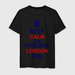 keep calm I am Chelsea London fan