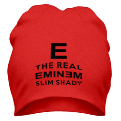 Шапка 'The real eminem'