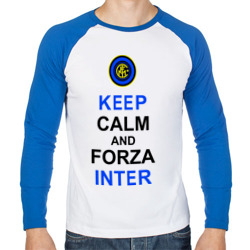 'keep calm and forza Inter'