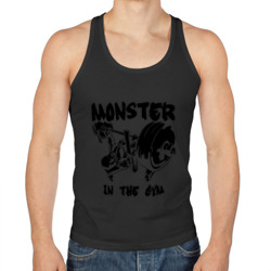 'Monster in the gym'