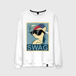 'Rainbow Dash swag'