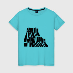 Arctic monkeys надпись