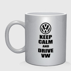 Keep calm and drive vw