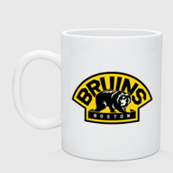 HC Boston Bruins Label