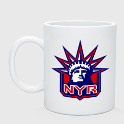 HC New York Rangers Emblem