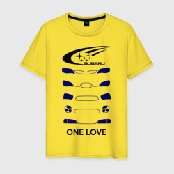 One love subaru