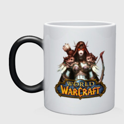 Кружка хамелеон World of Warcraft