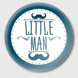 'Little man'