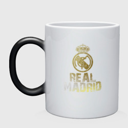 Кружка хамелеон 'Real Madrid'