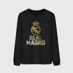 Мужской свитшот хлопок Real Madrid