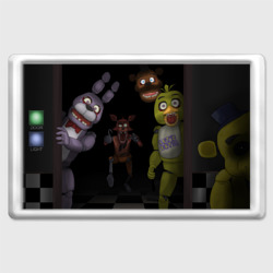 Магнит 45*70 'Five nights at Freddys'