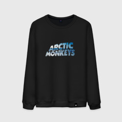 Мужской свитшот хлопок Arctic Monkeys ice