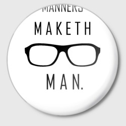 Kingsman Manners maketh man.