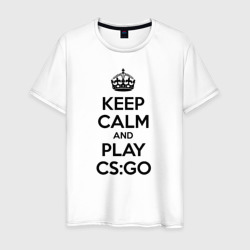 KEEP CALM AND PLAY CS GO