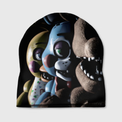 Шапка 3D Five Nights At Freddy's
