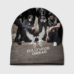 Шапка 3D 'Hollywood Undead'