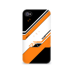Чехол для Apple iPhone 4/4S 3D Asiimov
