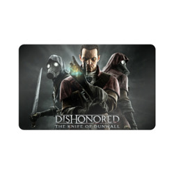 DISHONORED the kife of dunwall