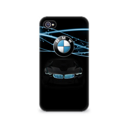Чехол для Apple iPhone 4/4S 3D BMW