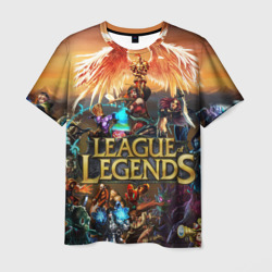 'League of legends all'