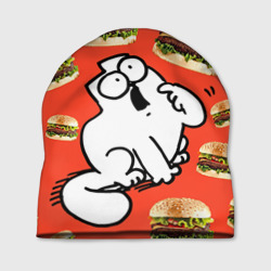 Шапка 3D Simon's cat 4