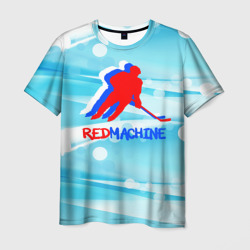 Red machine (триколор)