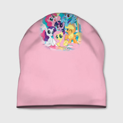 Шапка 3D My little pony 3