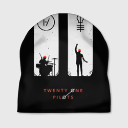 Шапка 3D Twenty one pilots