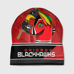 Шапка 3D 'Chicago Blackhawks'
