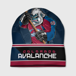 Шапка 3D 'Colorado Avalanche'