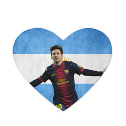 Messi from Argentina